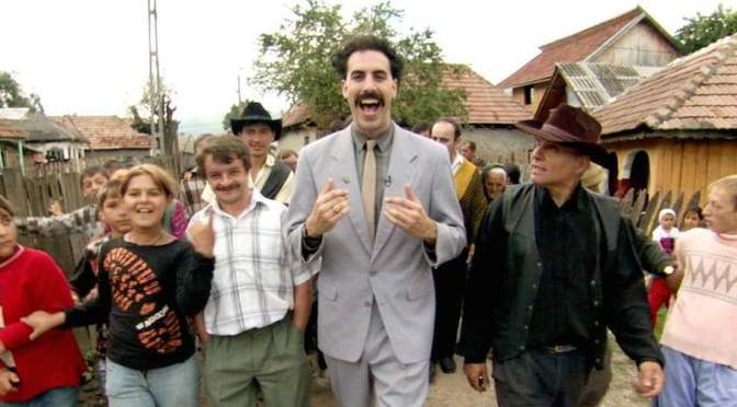 Movie Review: Borat