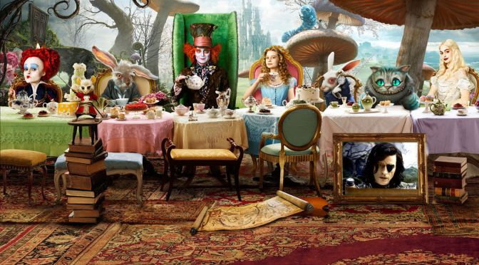 Movie Review: Alice in Wonderland (2010)