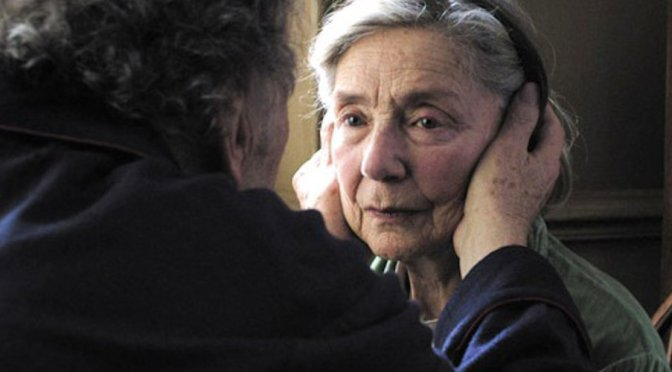 Movie Review: Amour