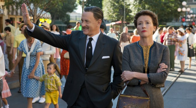 Movie Review: Saving Mr. Banks