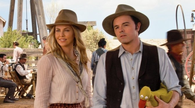 Movie Review: A Million Ways to Die in the West