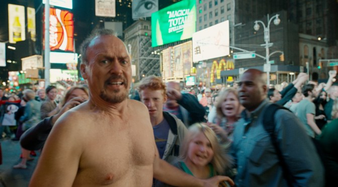 Movie Review: Birdman
