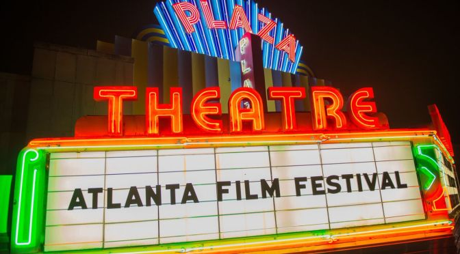 Industry News: 40th Anniversary Atlanta Film Festival 2016
