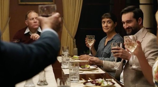 Movie Review: Beatriz at Dinner