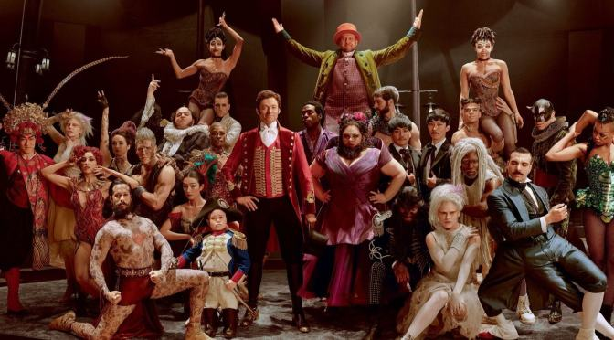 Movie Review: The Greatest Showman (2017)