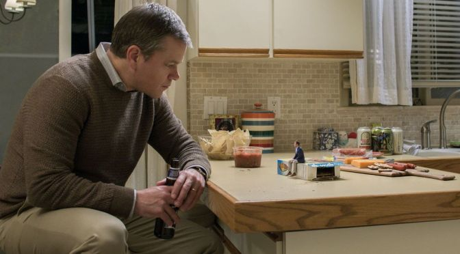 Movie Review: Downsizing (2017)