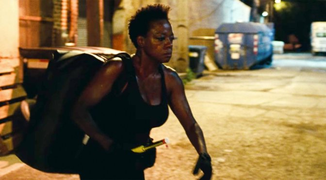Movie Review: Widows (2018)