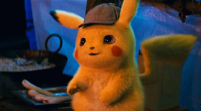 Movie Review: Pokémon Detective Pikachu