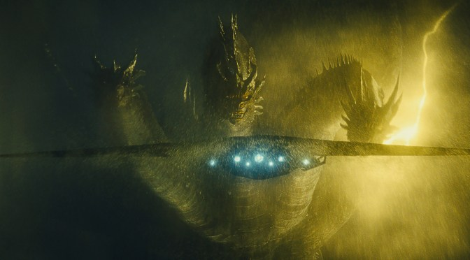 Movie Review: Godzilla: King of the Monsters (2019)