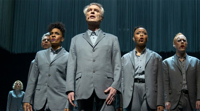 Movie Review: David Byrne's American Utopia (2020)