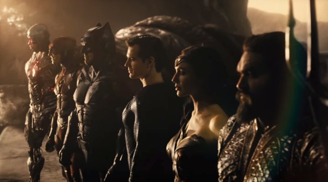 Movie Review: Zack Snyder's Justice League (2021)