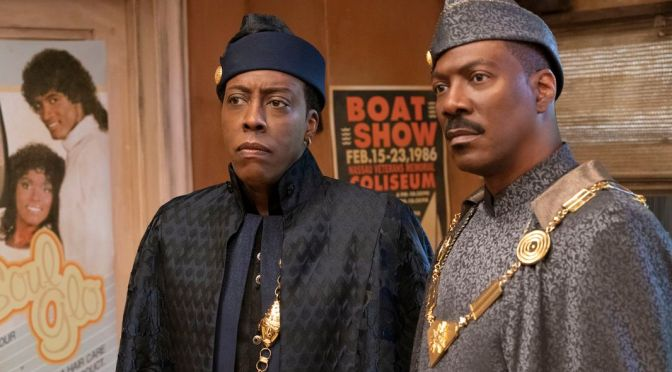 Movie Review: Coming 2 America (2021)