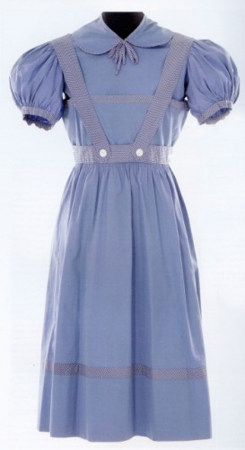 The test pinafore sold at Profiles in History in 2013