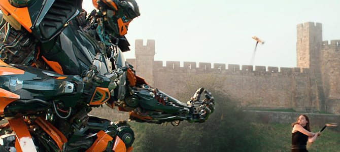Out in Theaters: 'TRANSFORMERS: THE LAST KNIGHT' - Silver Screen Riot