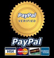 paypal verified ogo