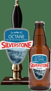 Silverstone Beer Bottles Octane