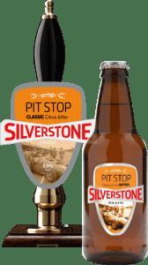 Silverstone Beer Bottles Pit Stop