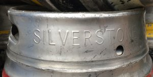 Silverstone Beer Barrel