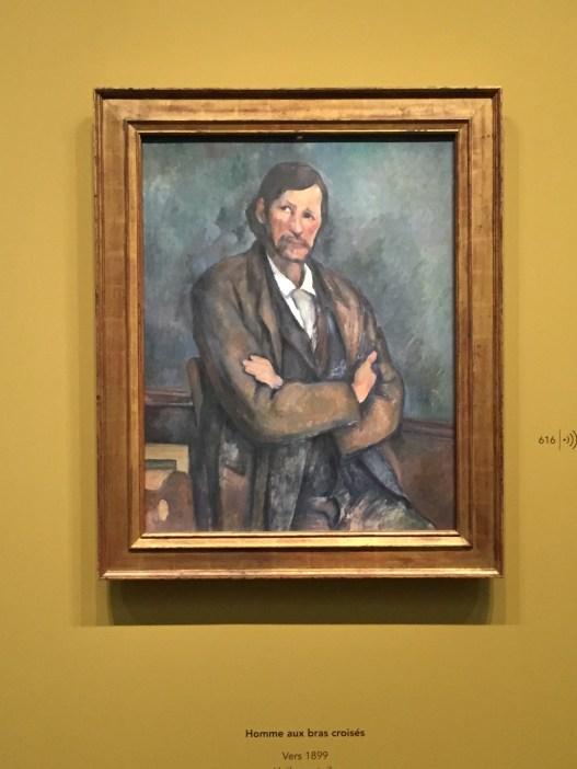 Cezanne portrait exhibit