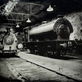 Marley Hill Engine Shed