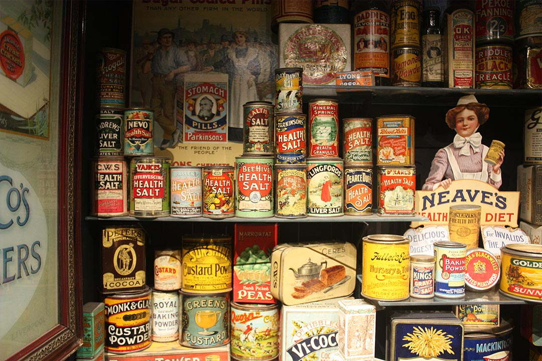 Museum of packaging and advertising