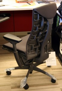 Herman Miller's Embody Chair by johncantrell (cc) (from Flickr)