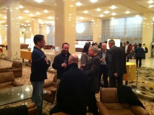 Gaggle of Analysts (c) 2011 Silverton Consulting, All Rights Reserved