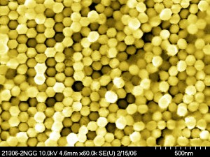 Gold Nanowire Array by lacomj (cc) (from Flickr)