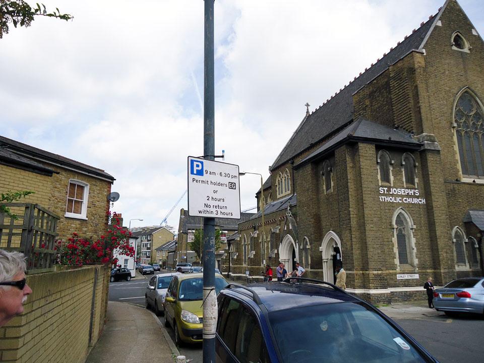 D13B – Pelton Road / Conley Street