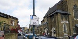 D13B - Pelton Road / Cowley Street