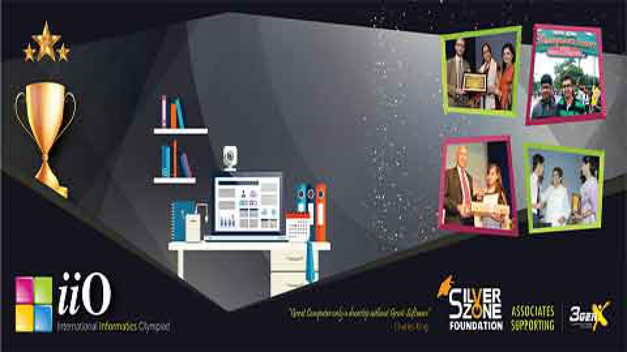 Silverzone Olympiad Conducting Olympiad Math Science