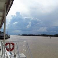 Río Paraná de las Palmas, en Escobar