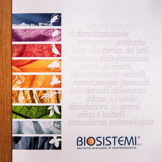 BIOSISTEMI corporate identity