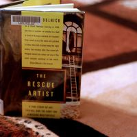 The Rescue Artist, by Dolnick