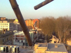 roma, via galvani dal big bambu