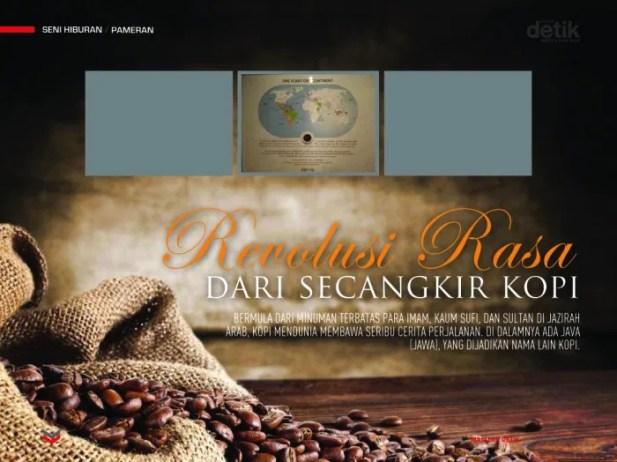 revolusi secangkir kopi, java coffee