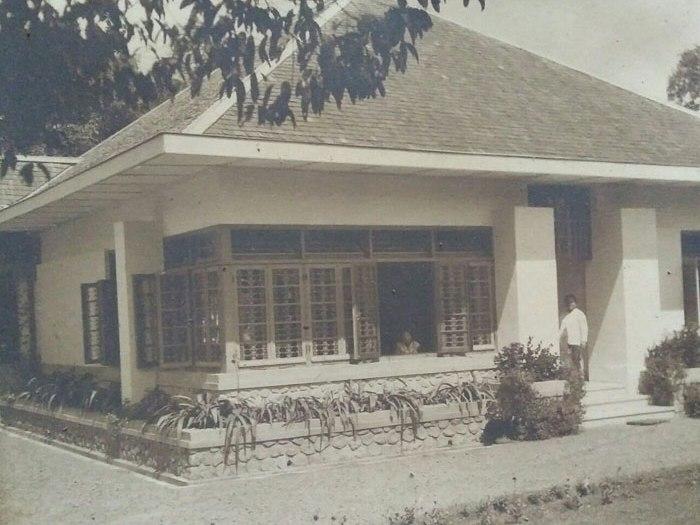 Rumah Ungaran, Tan Tiong Ie, LBT, liem bwan tjie