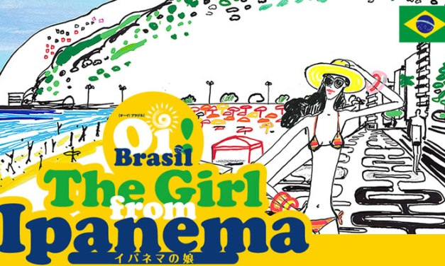 """Oi! Brasil The Girl from Ipanema"""