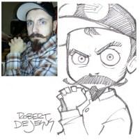 Creative_Artist_Robert_DeJesus_Turns_Strangers_Photographs_Into_Anime_Inspired_Sketches_2014_01