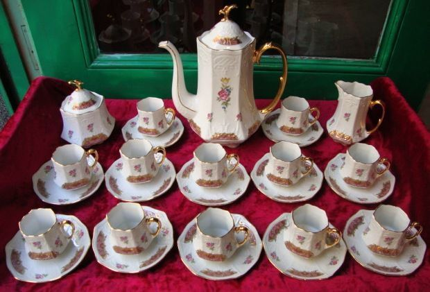 antigüedades-bilbao-juego de café