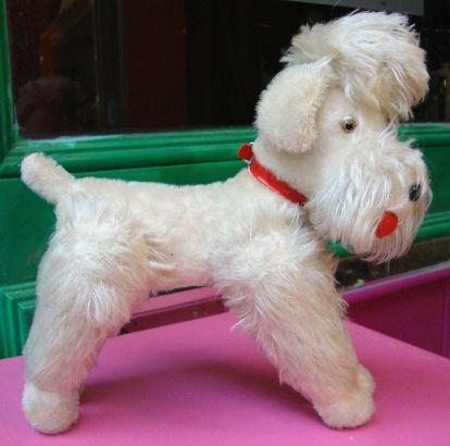 Antique Dog