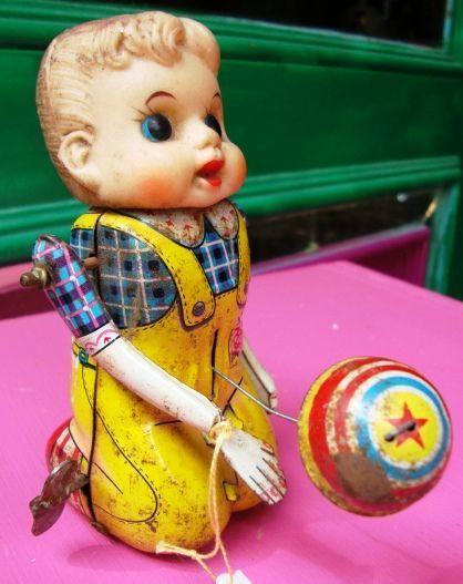 Muñeco de Hojalata