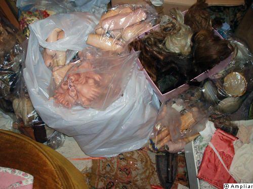 restauración de muñeca