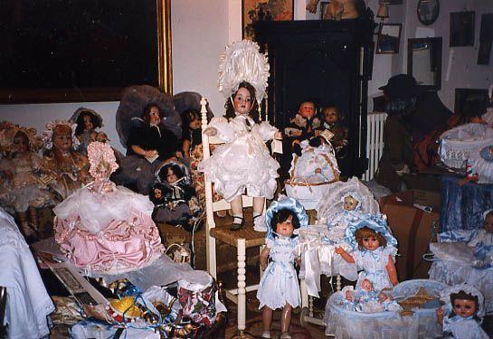 muñecas antigüas