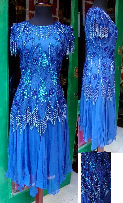 gatsby-lentejuelas-vintage dress-vestido vintage