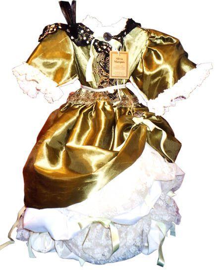 verde-oliva-vestido-muñeca