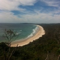 Um pouquinho de Byron Bay