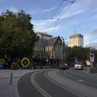Visitando Christchurch na Ilha Sul da Nova Zelandia