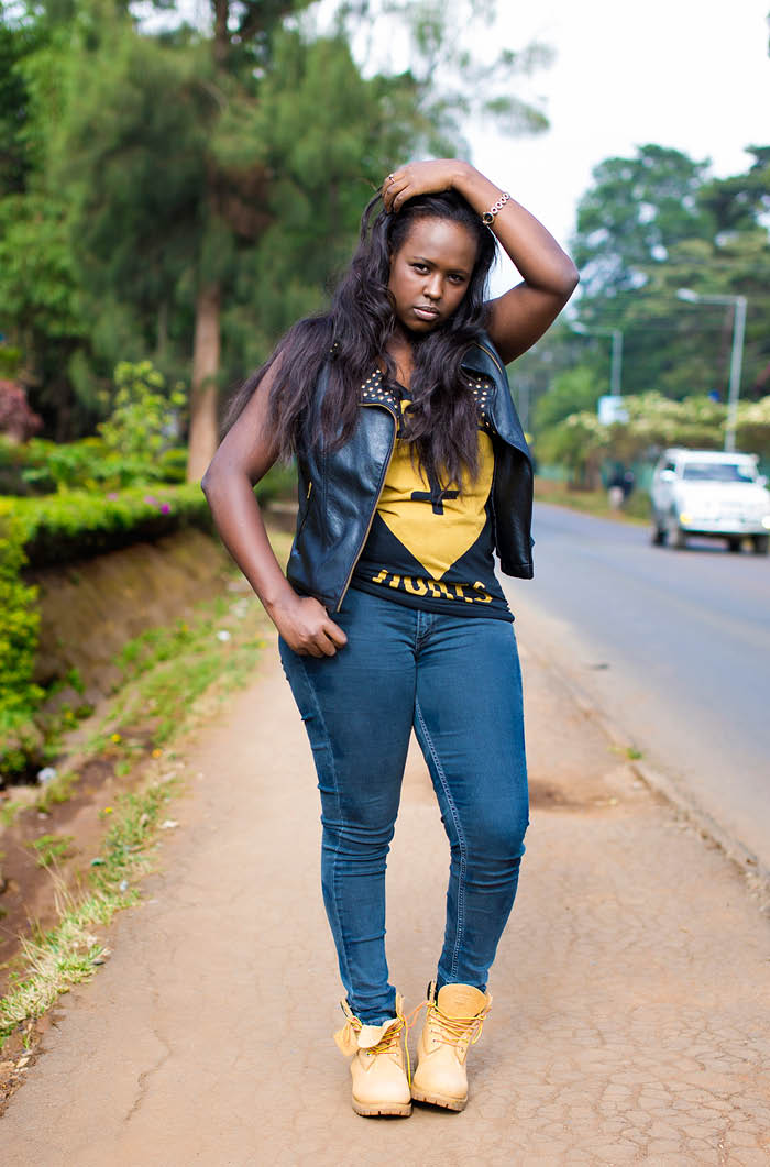 Boy Meets Girl Kenya Fashion Bloggers Challenge Style