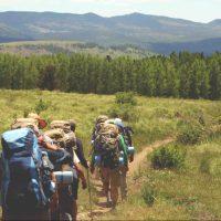 Ako sa zbaliť na dlhú cestu (Backpacking)